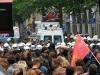 Polizeiblockade