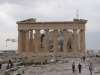 Restaurationsarbeiten am Parthenon