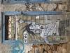 Wandmalerei – Kanone