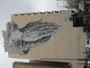 Fassadenmalerei – Dürers Hände